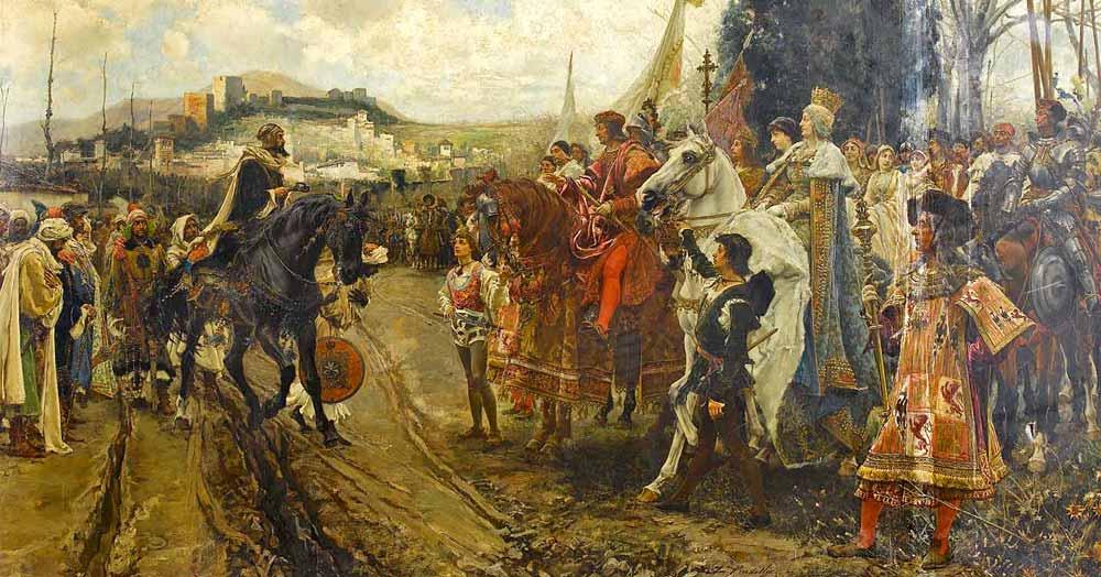 Storia del torrone: la reconquista Andalusa