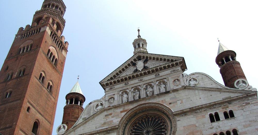 Storia del torrone: Cremona e i Visconti