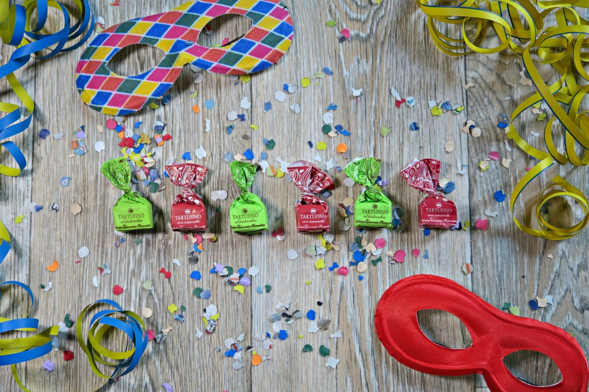 La ricetta per un Carnevale… al tartufo dolce!