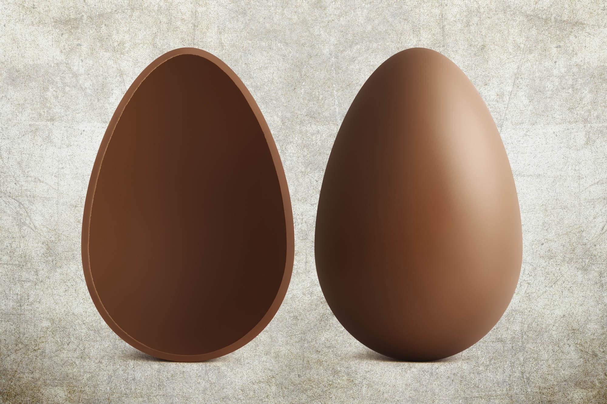 Perch regaliamo uova di cioccolato tartufi dolci antica torroneria piemontese - Uova di pasqua decorati a mano ...